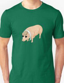 Porco Rosso Back To Home T-Shirt