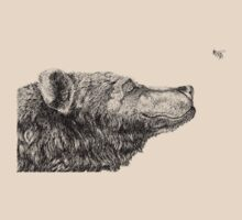 Bear Necessities by Inkspot  T-Shirt