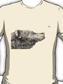 Bear Necessities by Inkspot  T-Shirt