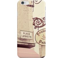 Boulangerie iPhone Case/Skin