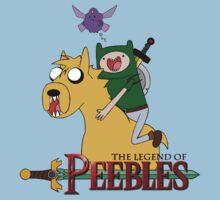 the legend of peebles Kids Clothes