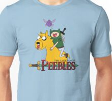 the legend of peebles Unisex T-Shirt