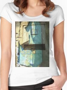 Location55 Women's Fitted Scoop T-Shirt