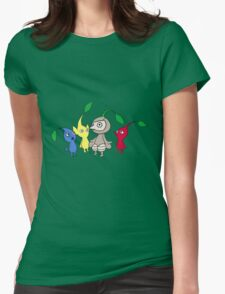 One of Us Womens Fitted T-Shirt