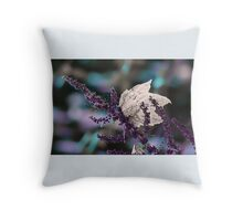 Allure of Dystopia Throw Pillow