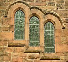 One Window - Or Three  by Alexandra Lavizzari