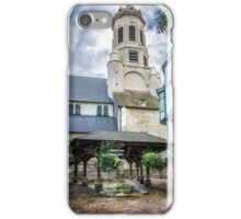 Historic Honfleur iPhone Case/Skin