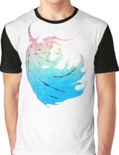 °FINAL FANTASY° Final Fantasy IV Rainbow Logo Graphic T-Shirt