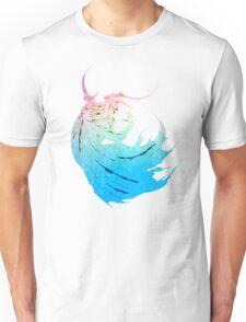 °FINAL FANTASY° Final Fantasy IV Rainbow Logo Unisex T-Shirt
