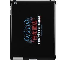 White Dragon - Noodle Bar (Mandarin Variant) iPad Case/Skin