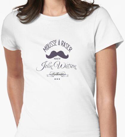 John Watson - Mousse a Raser Womens Fitted T-Shirt