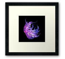 °FINAL FANTASY° Final Fantasy IV Space Logo Framed Print