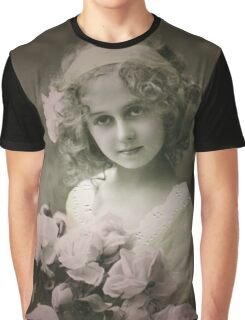 Oldies: Hand colouring photograph Graphic T-Shirt