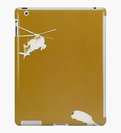 METAL BIRD iPad Case/Skin