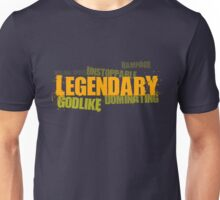Legendary (dark) - League of Legends Unisex T-Shirt