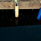 on the dock by marcwellman2000