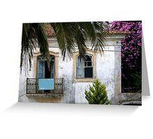 Delapidated Building Photo - by Ana Canas Greeting Card