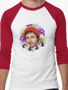 michael cera Men's Baseball ¾ T-Shirt