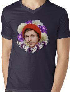 michael cera Mens V-Neck T-Shirt
