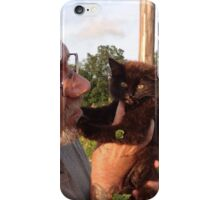 Our new family member iPhone Case/Skin