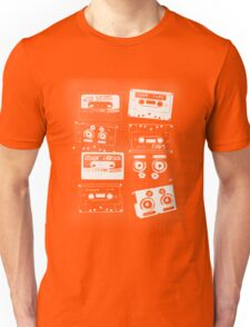 Retro Cassette Tapes Unisex T-Shirt