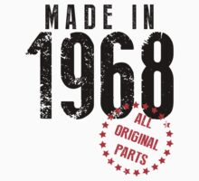 Made In 1968, All Original Parts by 4season