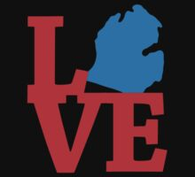 Michigan Love by sokodesign