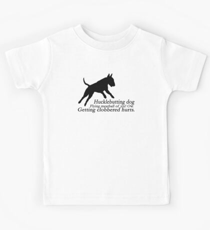 Bull Terrier Haiku Kids Tee