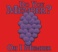 Member Berries One Piece - Short Sleeve