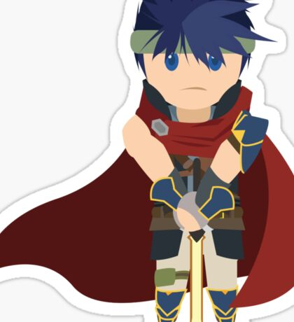 Chibi Ike Vector Sticker