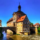 Bamberg Old Town Hall by Tom Gomez