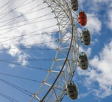 The London Eye by Sue Martin