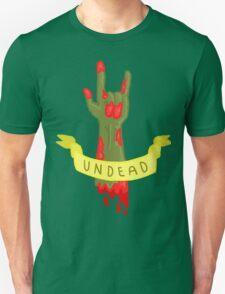 Undead Zombie Design T-Shirt