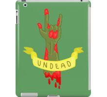Undead Zombie Design iPad Case/Skin