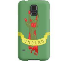 Undead Zombie Design Samsung Galaxy Case/Skin