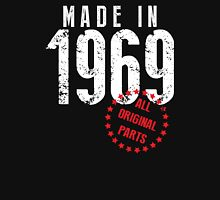 Made In 1969, All Original Parts Unisex T-Shirt