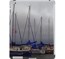 Thoughts of Sailing iPad Case/Skin