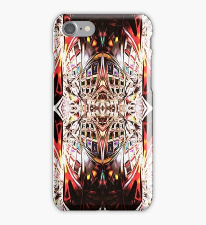 Glass reflections  iPhone Case/Skin