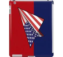 Paper Airplane 30 iPad Case/Skin