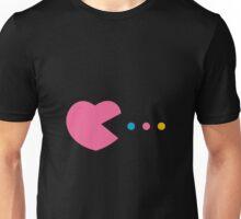Retro Gaming Heart Unisex T-Shirt