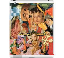 Madonna with Christ Child 33 (Why Look at Art) iPad Case/Skin