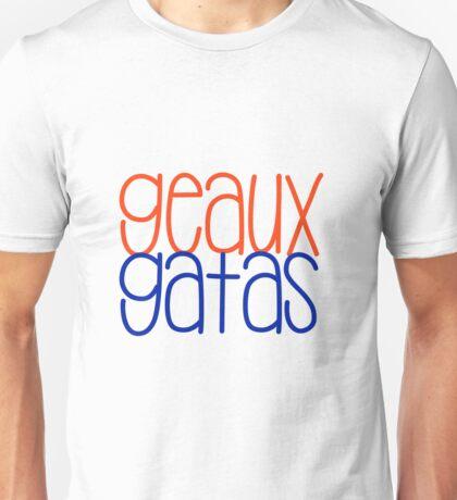 Go Gators - Geaux Gatas Unisex T-Shirt