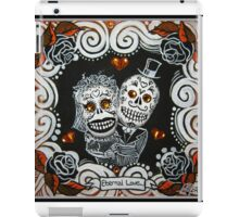 Eternal Love Skelly Couple 2 iPad Case/Skin