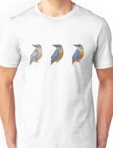 Kingfisher | Triptych Series Unisex T-Shirt