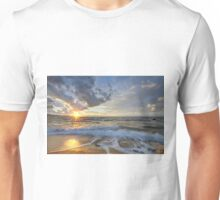 Breathtaking sunset Unisex T-Shirt