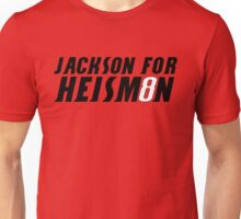 Jackson For Heisman Unisex T-Shirt