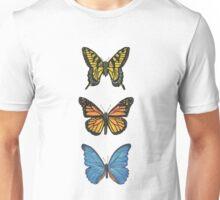 Butterflies | Triptych Series  Unisex T-Shirt