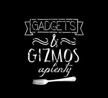 Gadgets and Gizmos Aplenty by ChandlerLasch