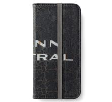 Penn Central iPhone Wallet/Case/Skin
