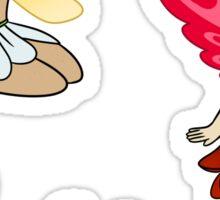 Fairys 1 Sticker